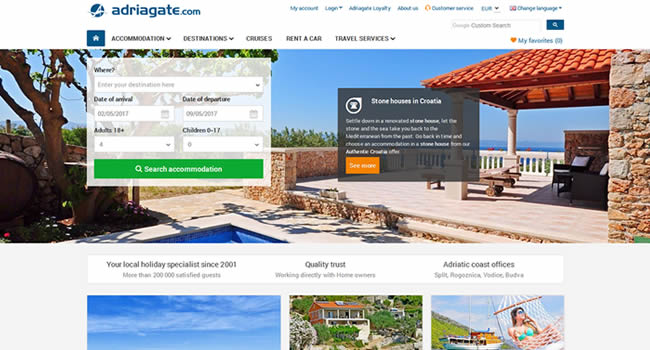 Adriagate Travel Agency