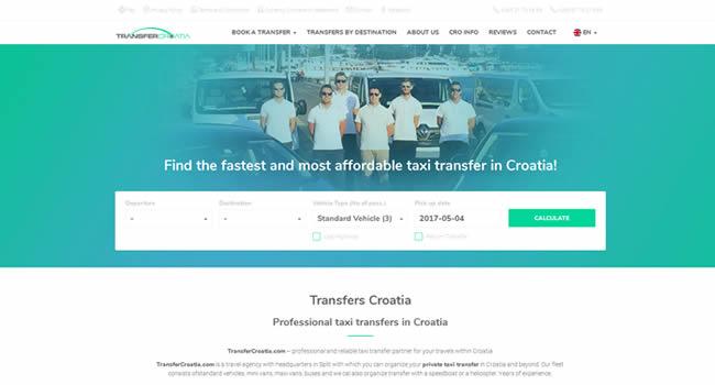 Transfer Croatia